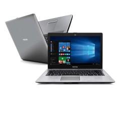 """Notebook Positivo XR7520 Intel Core i3 4005U 14"""" 2GB HD 500 GB 4ª Geração Wi-Fi"""