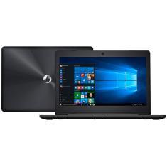 "Notebook Positivo XC 7657 Intel Core i3 6006U 14"" 4GB eMMC 32 GB Windows 10"