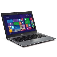 "Foto Notebook Positivo XR5440 Intel Pentium N3540 14"" 4GB HD 500 GB Windows 8 8.1"