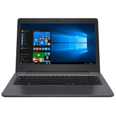 "Notebook Positivo XC3550 Intel Atom x5 Z8300 14"" 2GB SSD 32 GB Windows 10 Home"