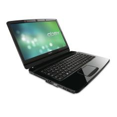 "Notebook Qbex NX510 AMD Dual Core C-60 14"" 2GB HD 320 GB Linux"