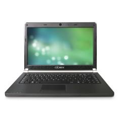 "Notebook Qbex NX500 AMD Dual Core C-60 14"" 4GB HD 500 GB Linux"
