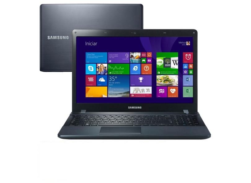 8fa34f79a Notebook Samsung 270E5J-KD1 Intel Core i3 4005U 15