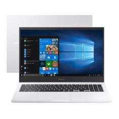 "Notebook Samsung Book E20 Intel Celeron 5205U 4GB de RAM HD 500 GB 15,6"" Windows 10 NP550XCJ-KO2BR"