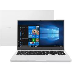"Notebook Samsung Book Intel Core i3 1115G4 11ª Geração 4GB de RAM HD 1 TB 15,6"" Full HD Windows 10 NP550XDA-KT2BR"