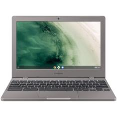 "Notebook Samsung Chromebook 4 Intel Celeron N4000 4GB de RAM eMMC 32 GB 11,6"" Chrome OS XE310XBA-KT1BR"