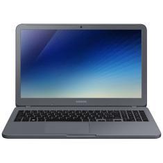 """Notebook Samsung E30 Intel Core i3 7020U 15,6"""" 8GB HD 1 TB Windows 10 7ª Geração"""