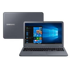 "Foto Notebook Samsung X40 Intel Core i5 8250U 15,6"" 8GB HD 1 TB GeForce MX110 Windows 10 