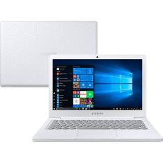 """Notebook Samsung Intel Celeron N4000 4GB de RAM eMMC 128 GB 13,3"""" Full HD Windows 10 Flash F30 NP530XBB-AD2BR"""