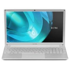 """Notebook Ultra Intel Core i5 5257U 5ª Geração 8GB de RAM SSD 240 GB 15,6"""" Full HD Windows 10 UB522"""