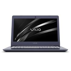 "Foto Notebook Vaio VJC141F11X-B0611L Intel Core i3 6006U 14"" 8GB HD 1 TB Windows 10 6ª Geração"