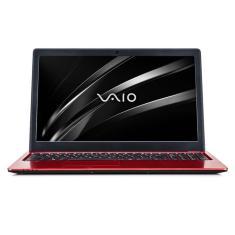 """Notebook Vaio VJF155F11X-B4711R Intel Core i5 8250U 15,6"""" 8GB HD 1 TB Windows 10 8ª Geração"""