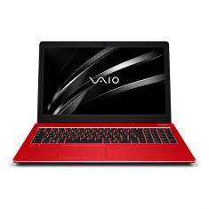 "Notebook Vaio VJF155F11X-B2311R Intel Core i5 8250U 15,6"" 8GB HD 1 TB Windows 10 8ª Geração"