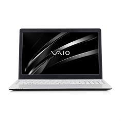 """Notebook Vaio VJF155F11X-B4611W Intel Core i5 8250U 15,6"""" 8GB SSD 256 GB Windows 10 8ª Geração"""