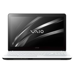 "Notebook Vaio 15F Intel Core i7 5500U 15,6"" 8GB HD 1 TB Windows 10 5ª Geração"