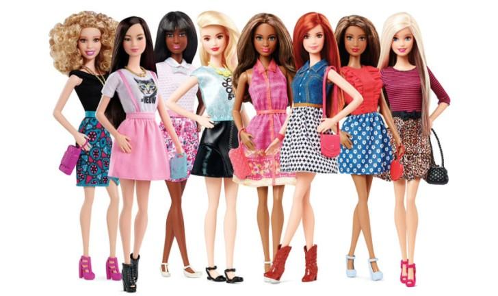 Nova Barbie: boneca ganha oito diferentes etnias