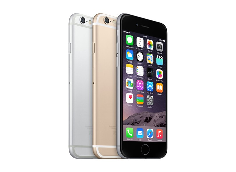 78ba473cb Smartphone Apple iPhone 6 6 64GB 64GB 8