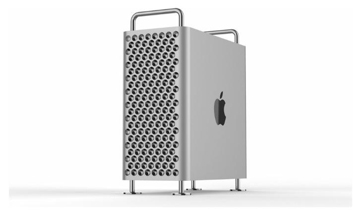 Novos desktops Mac Pro custam partir de 6.000 reais