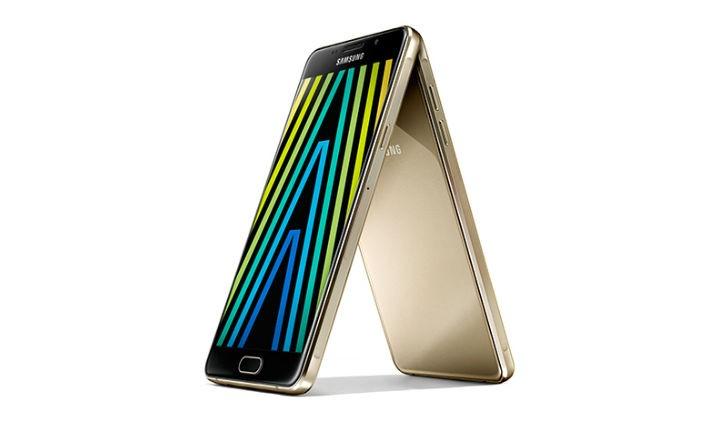 Novos Galaxy A3, A5 e A7 da 2ª Geração são anunciados pela Samsung