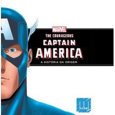 O Corajoso Capitão América - Marvel - 9788581110257