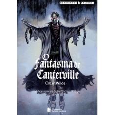 O Fantasma de Canterville - Nova Ortografia - Col. Quadrinhos Nacional - Wilde,  Oscar - 9788504017281
