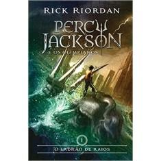 O Ladrão de Raios - Coleção Percy Jackson e os Olimpianos - Vol. 1 - Rick Riordan - 9788580575392