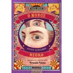O Monge Negro - Col. Novelas Imortais - Sabino, Fernando - 9788579801334