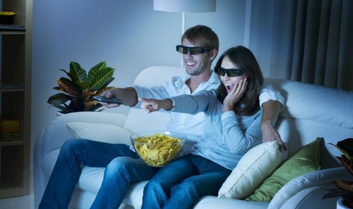 O que é home theater 3D
