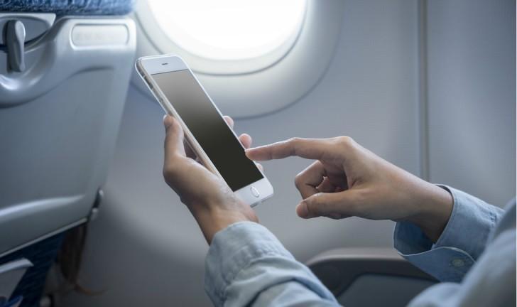 O que é modo avião?