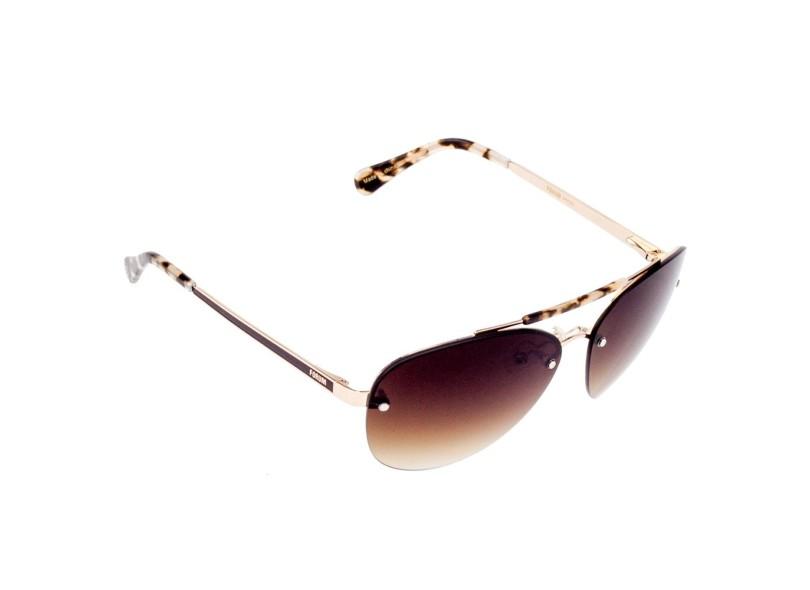 43111dc6b789a Óculos de Sol Feminino Forum Aviador F0004
