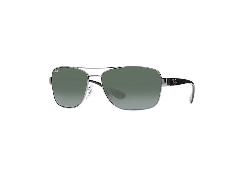 Óculos de Sol Feminino Ray Ban Aviador RB3518L a77f30b494