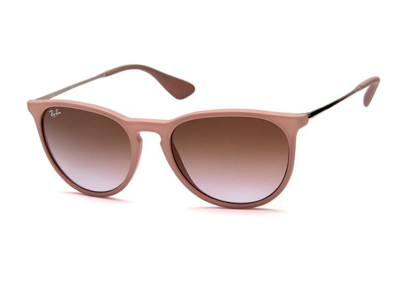 724ab85fb9ebe Óculos de Sol Feminino Ray Ban Erika RB4171