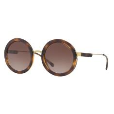 fdd89dcb330aa Óculos de Sol Feminino Redondo Armani Exchange EA4106