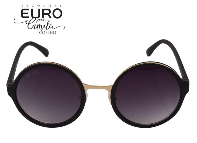 dcf83687d73dd Óculos de Sol Feminino Euro Camila Coelho OC079EU