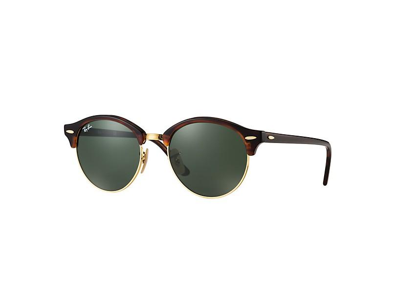 Óculos de Sol Feminino Ray Ban Clubround 4246 67db24953f