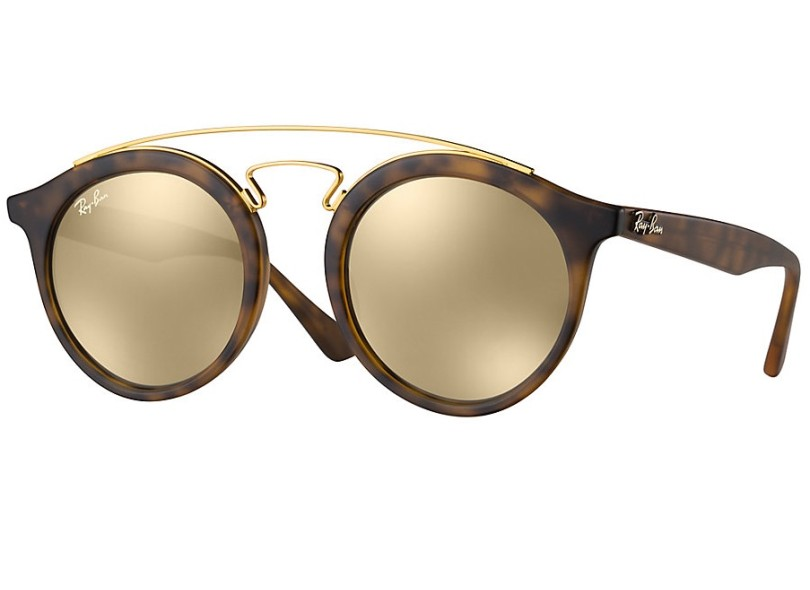 7e48db641753e Óculos de Sol Feminino Ray Ban Gatsby RB4256