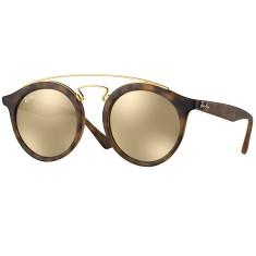 Óculos de Sol Feminino Redondo Ray Ban Gatsby RB4256