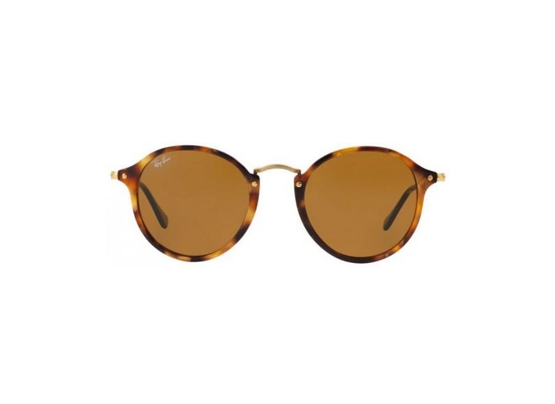 5d94783570f86 Óculos de Sol Feminino Ray Ban Round Fleck RB2447