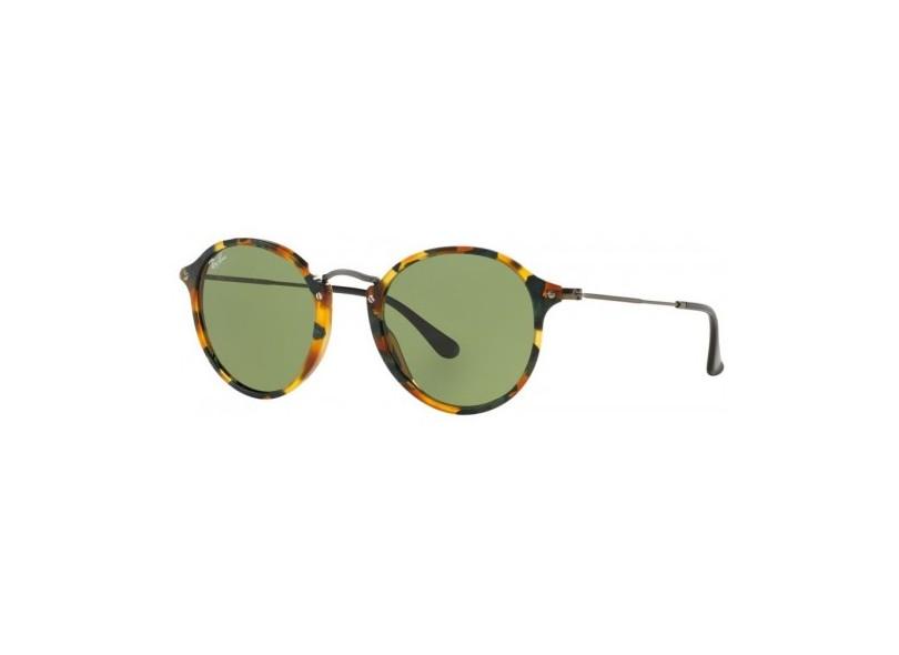 Óculos de Sol Feminino Ray Ban Round Fleck RB2447 769b0b6444