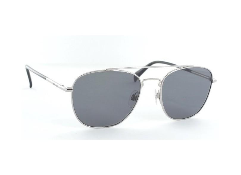 7f9e80db5bdae Óculos de Sol Masculino Diesel Aviador DL0194