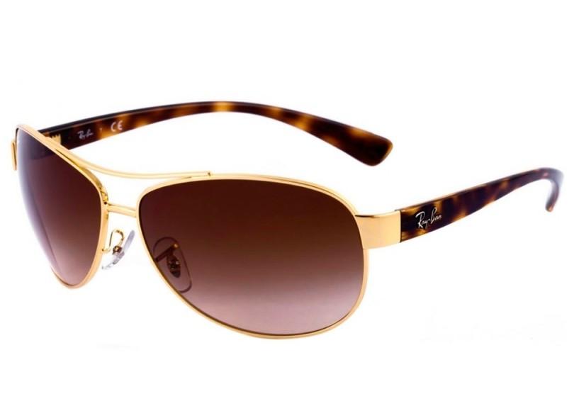 Óculos de Sol Masculino Ray Ban Aviador RB3386 79bea04a17