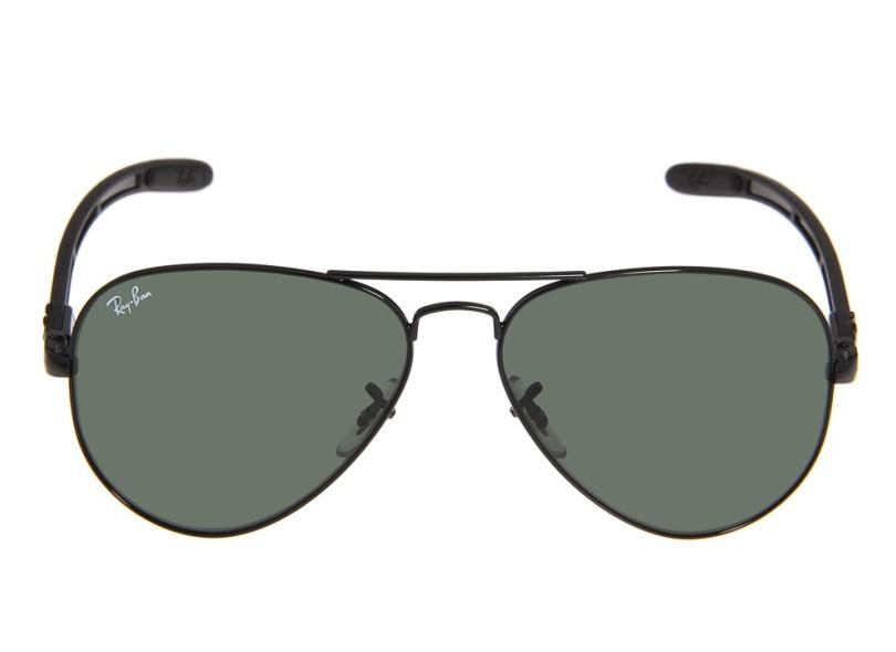 75fbe57da Óculos de Sol Masculino Ray Ban Aviador RB8307