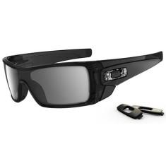5b42ccc4e3dcb Óculos de Sol Masculino Oakley BatWolf