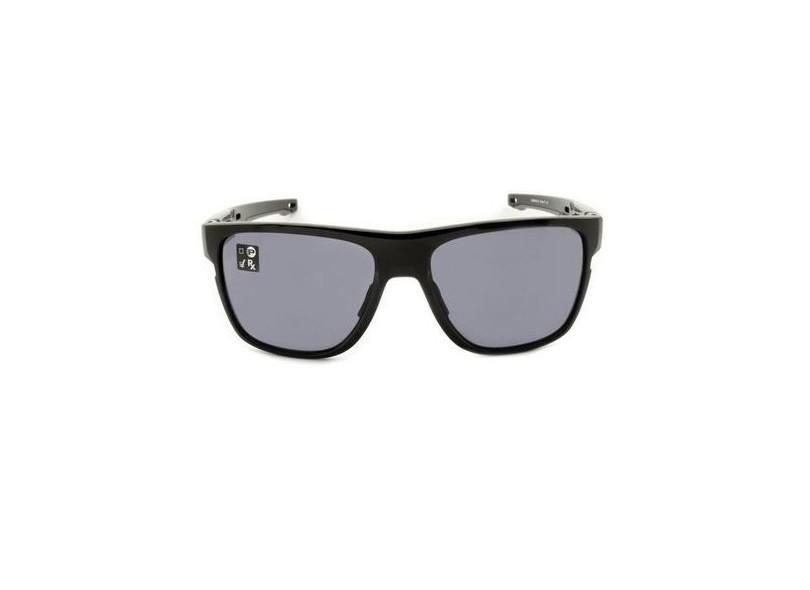 832c91df4aa06 Óculos de Sol Masculino Oakley Crossrange Xl 9360