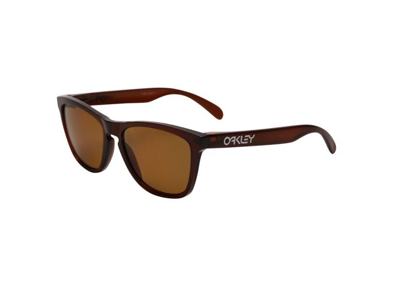 7900e94387bf0 Óculos de Sol Masculino Oakley Frogskins