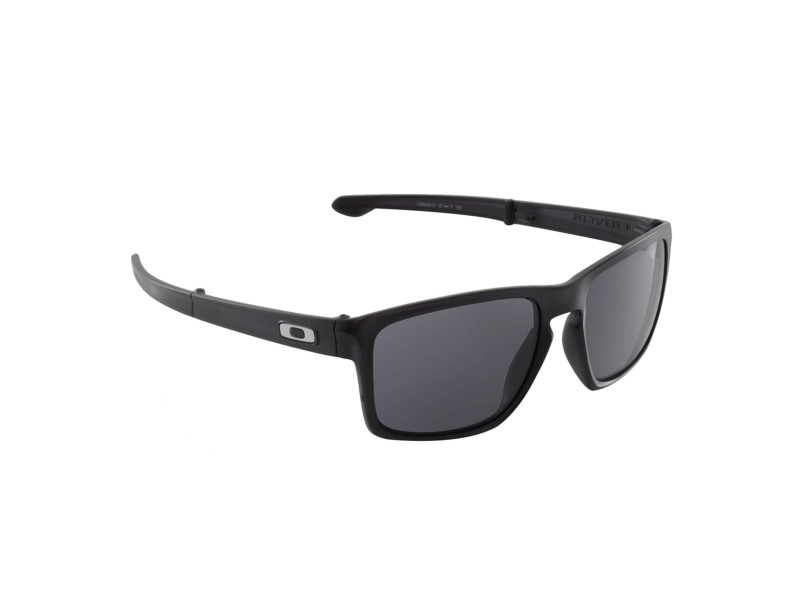 17f616107eaf7 Óculos de Sol Masculino Oakley Sliver F