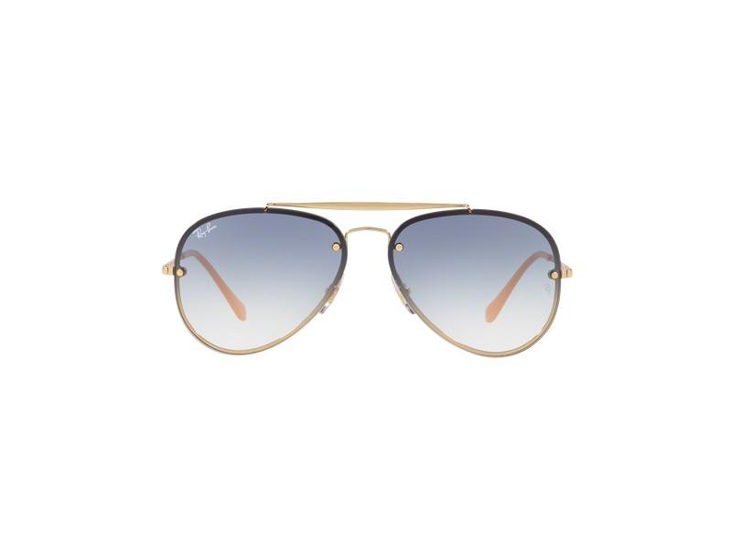 Óculos de Sol Unissex Ray Ban Aviador Blaze RB3584N fb6a146968