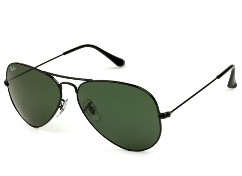 91a27cc40 ... where to buy Óculos de sol unissex ray ban aviador rb3025 comparar  preço zoom 4c32b 1d39c ...