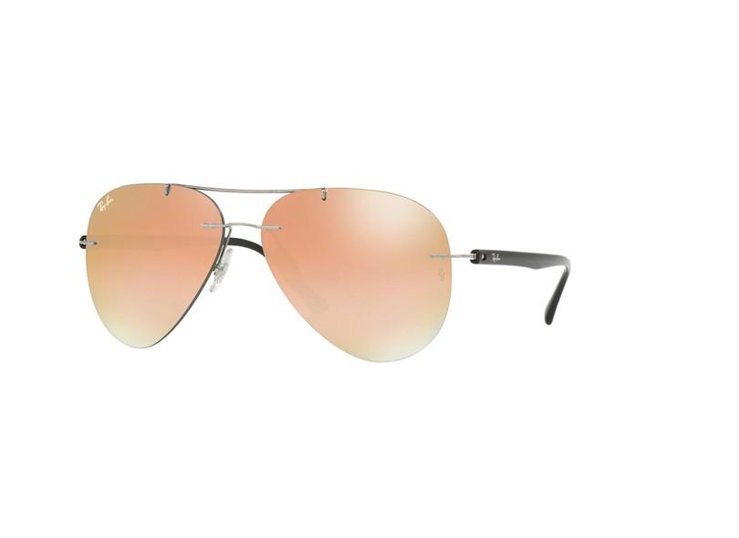 1f9abc17d Óculos de Sol Unissex Ray Ban Aviador RB8058