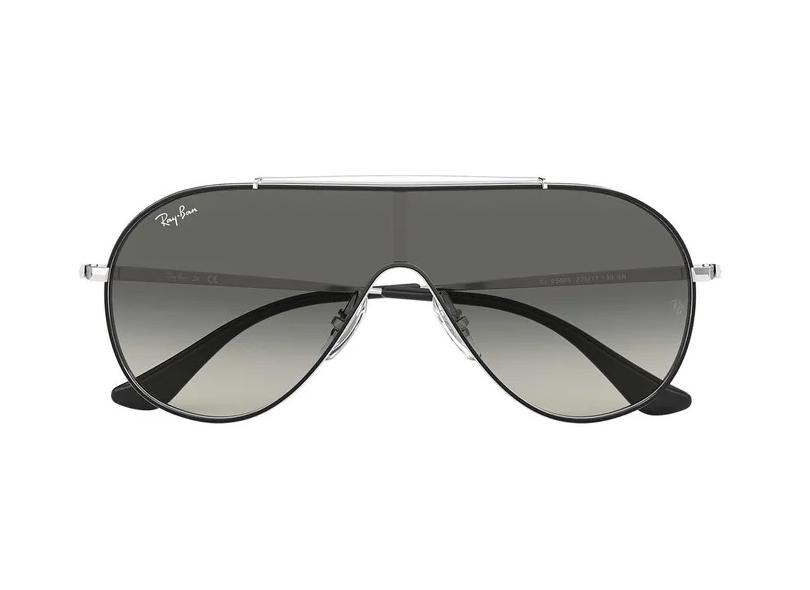 754b8d8486 Óculos de Sol Unissex Infantil Ray Ban Junior Wings RJ9546S
